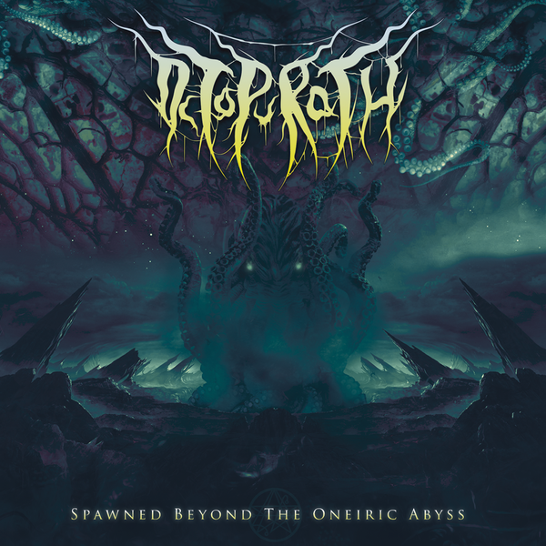 Image of OCTOPURATH - Spawned Beyond The Oneiric Abyss CD EP