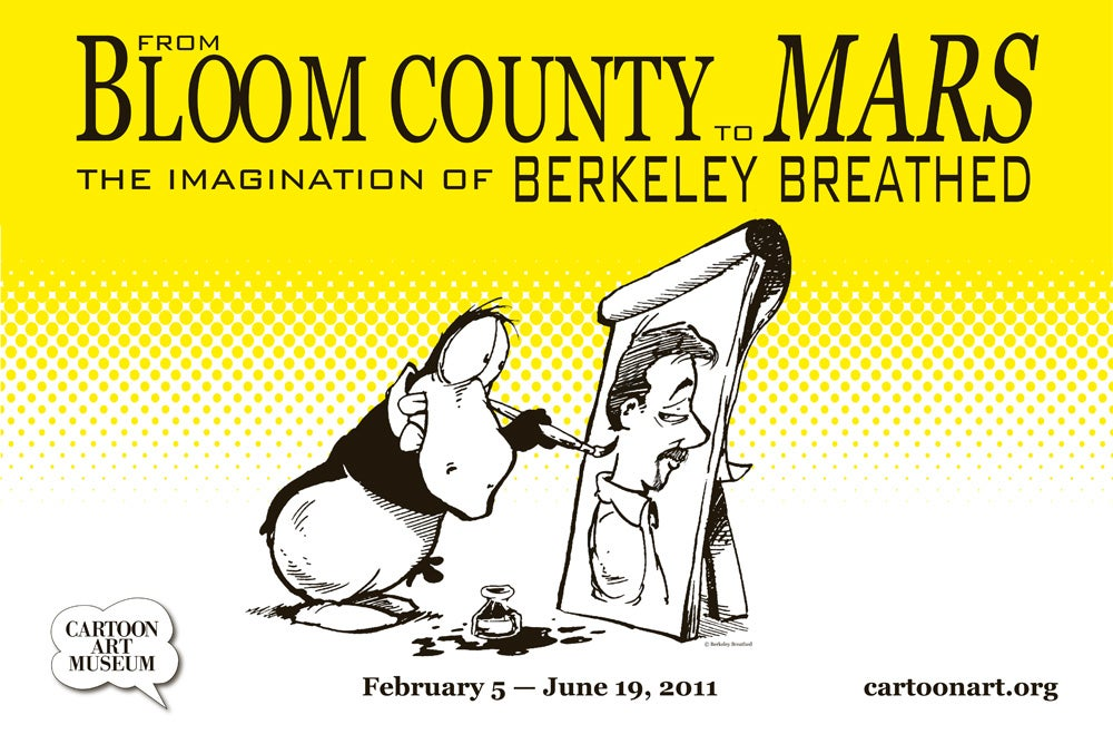 Image of From Bloom County to Mars: The Imagination of Berkeley Breathed