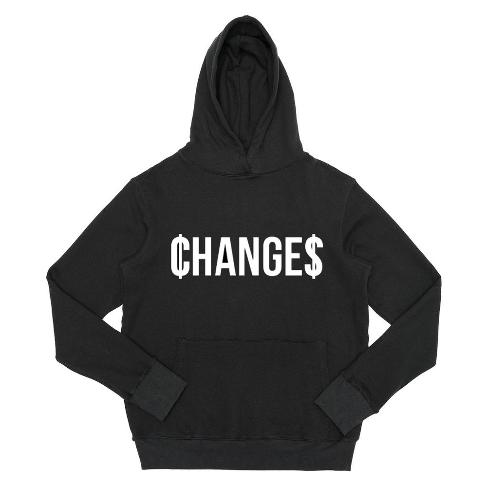 Image of CHANGE$ HOODIE
