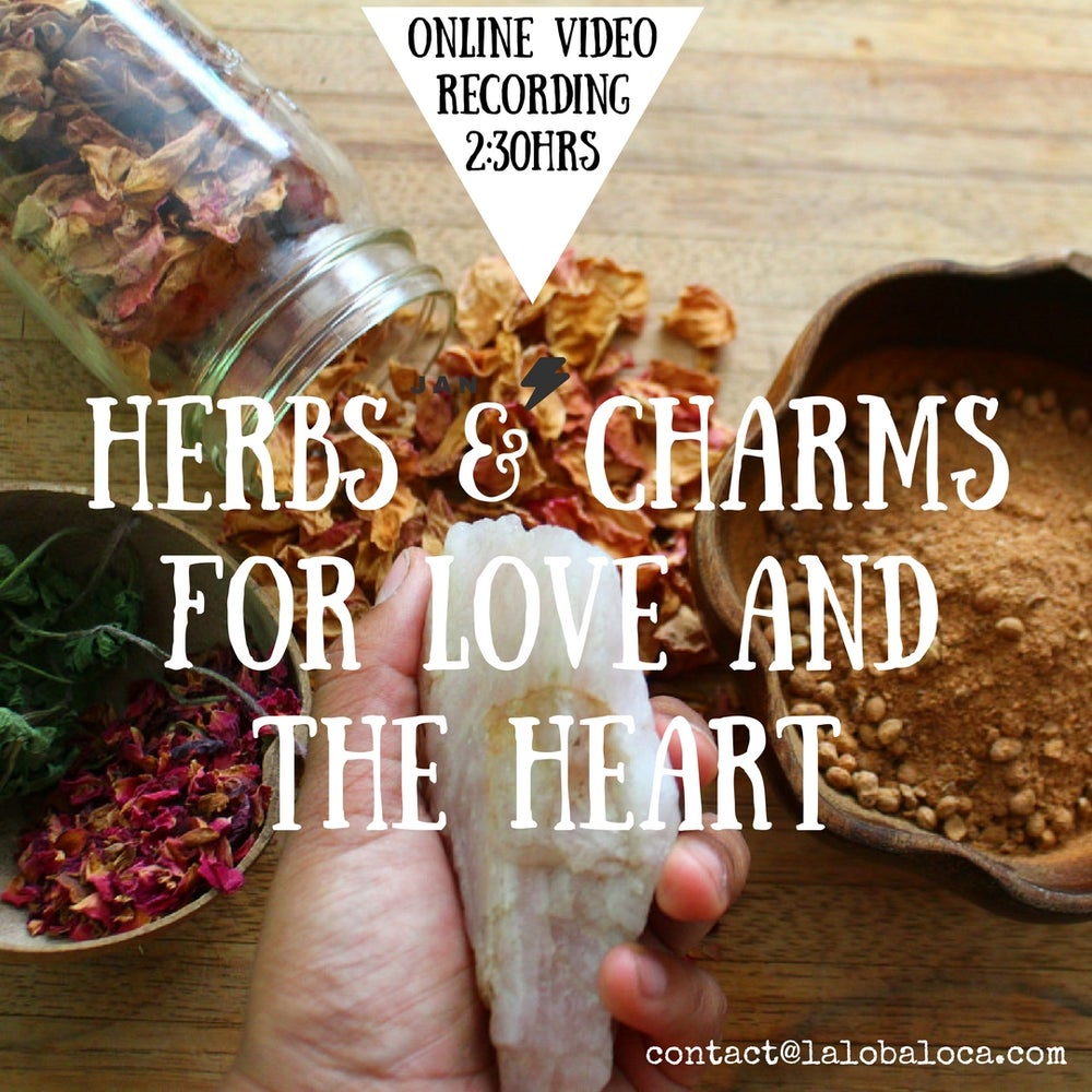 Image of Online Video: Herbs and Charm for the Heart and Love