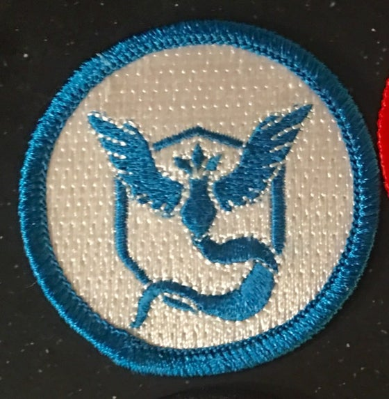 "Image of Team Mystic 2"" Patrol Patch"