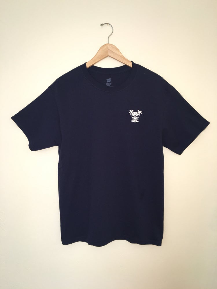 Image of Lauderdale Embroidered logo tee