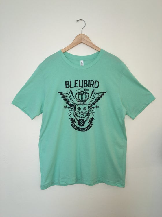 "Image of Mint ""Young Lauderdale"" tee"