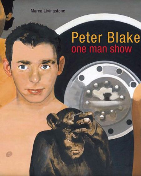 Image of Peter Blake One Man Show