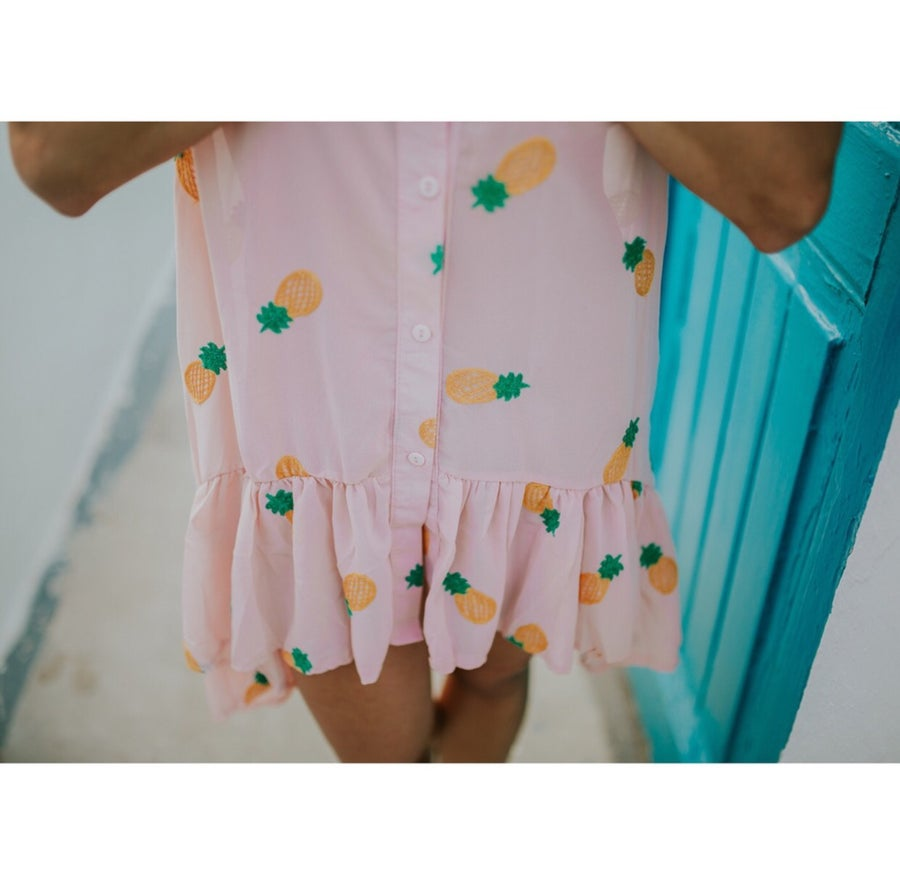 "Image of Camisa/Vestido ""SWEET PINEAPPLE"""