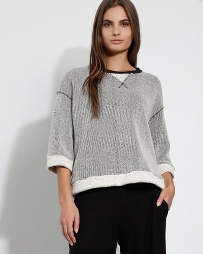 Image of Three Dots Sheila Top