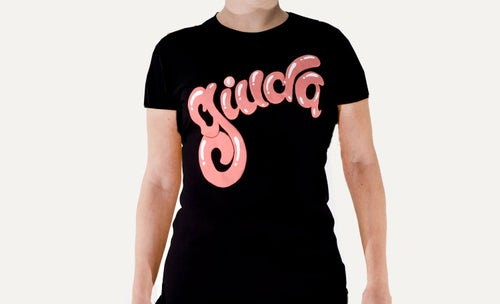 Image of T-shirt Giuda Logo