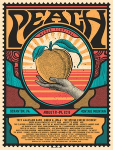 Image of Peach Music Festival 2016 - Regular Edition