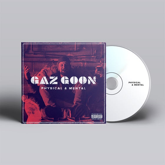Image of Gaz Goon - 'Physical & Mental (Deluxe pack)