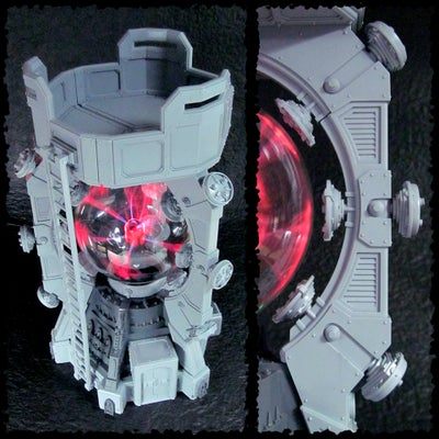 Image of Arcis Mk.I Hvy. Shield Generator Kit