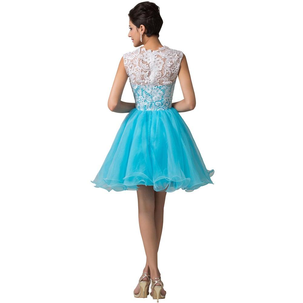 Платья для низких девушек на выпускной