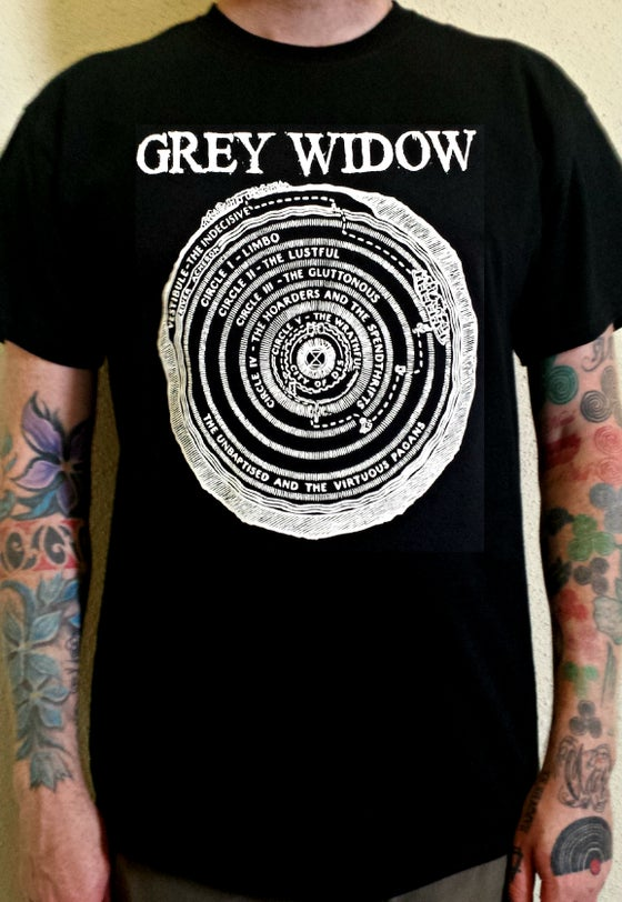 Image of Grey Widow Circles of Hell