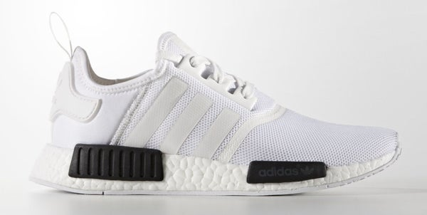 Image of ADIDAS NMD WHITE/BLK