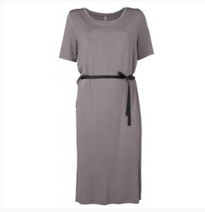 Image of YAYA Dress with jersey front