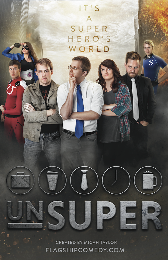 Image of UnSuper: Season 1 - Poster