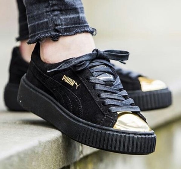 Image of CREEPERS BLACK AND GOLD