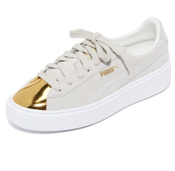 Image of CREEPERS WHITE AND GOLD