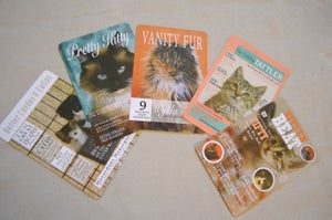 Image of IBKC Kitty Magazine Postcards - Set of 5