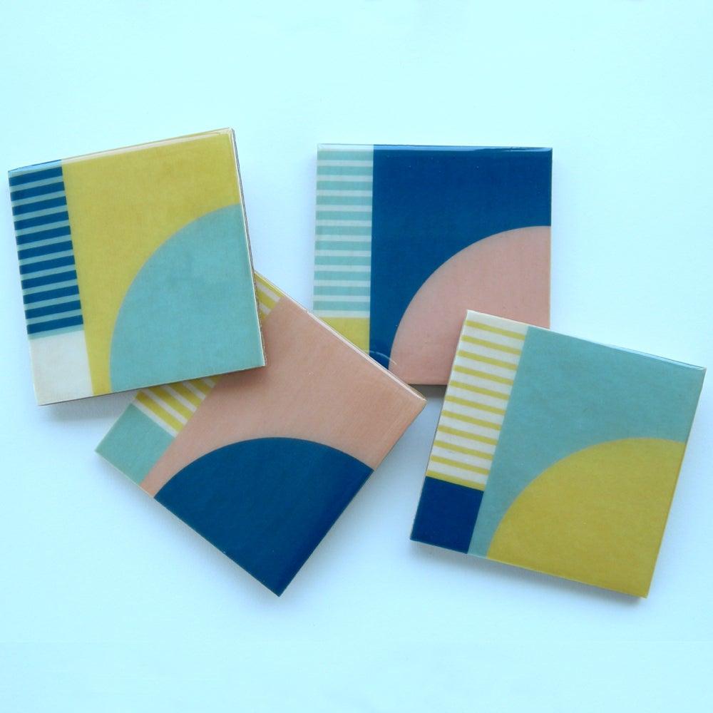 Image of Circle Coasters