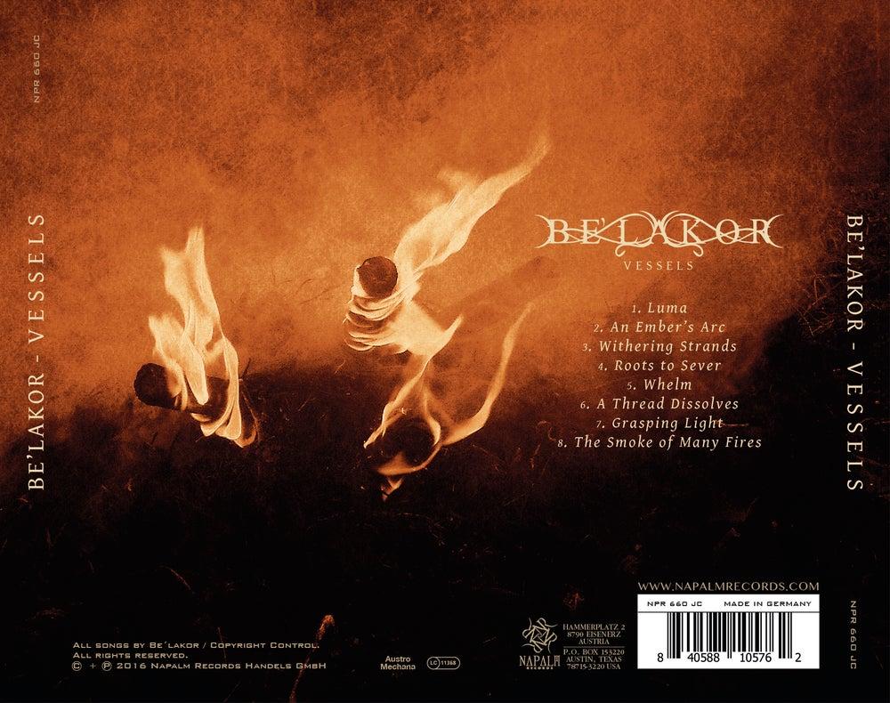 Image of Vessels - CD