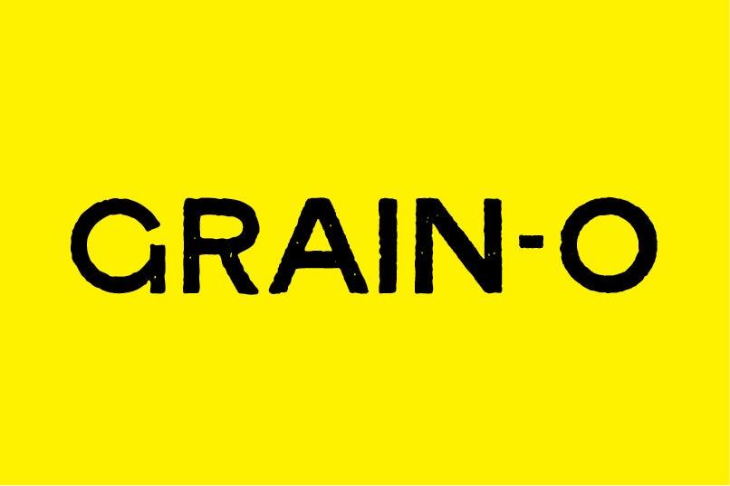 Image of Grain-O All Caps