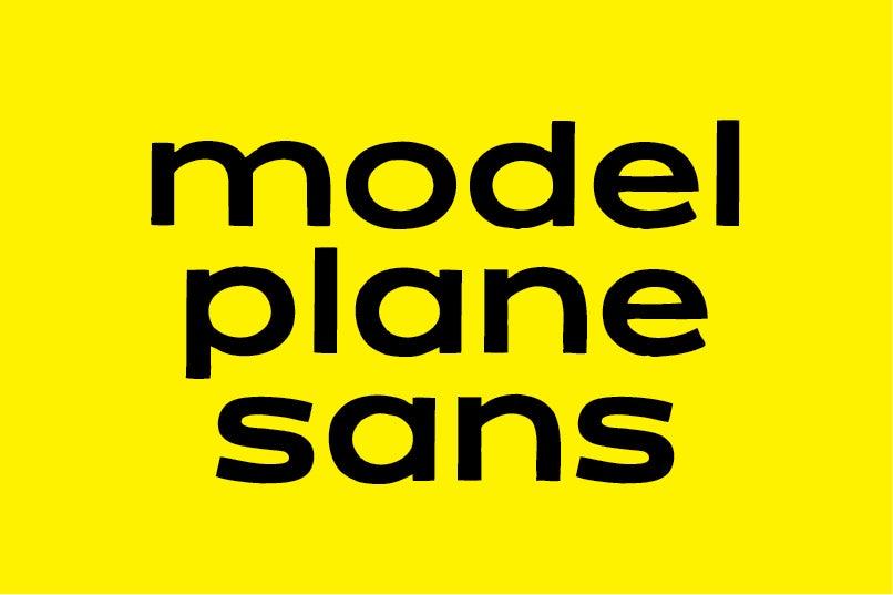 Image of Model Plane Sans