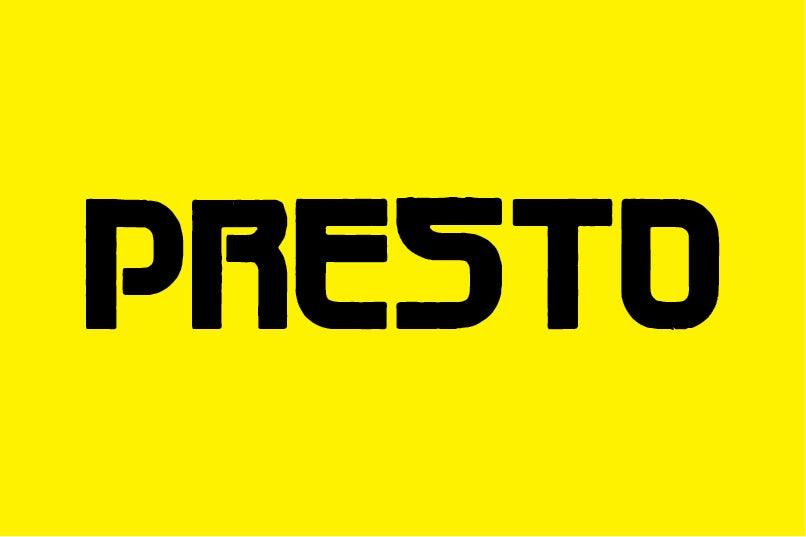 Image of Presto