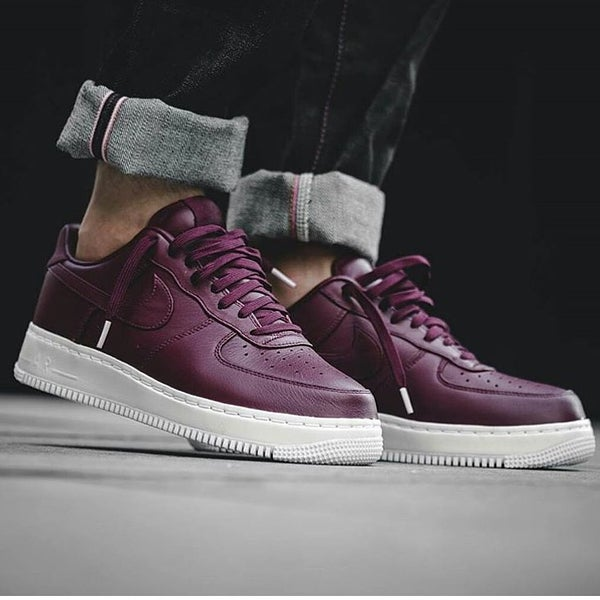 Image of NIKE AIR FORCE 1 PREMIUM | MARRON