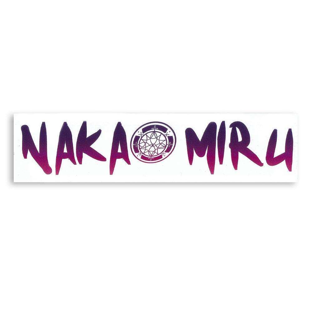 Image of NM Logo Vinyl Sticker