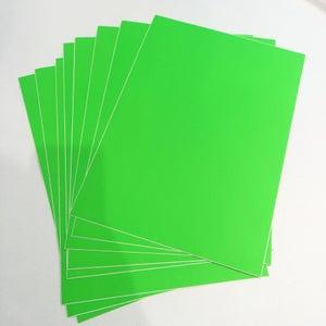 Image of Color Eggshell Paper Sheet