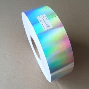 Image of Plain Hologram Eggshell Paper Roll