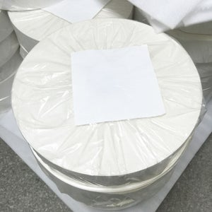 Image of 7cmx200m---Eggshell Paper Roll