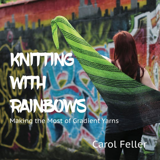 Image of Knitting With Rainbows