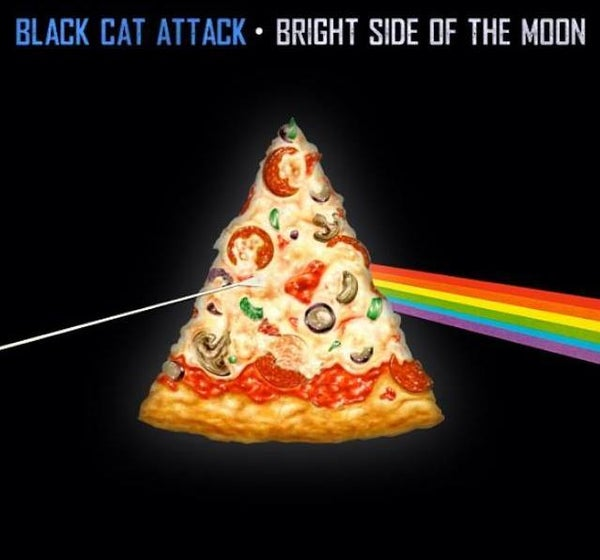 Image of BRIGHT SIDE OF THE MOON (2014) EP CD