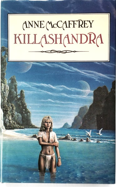 Image of Anne McCaffrey - Killashandra