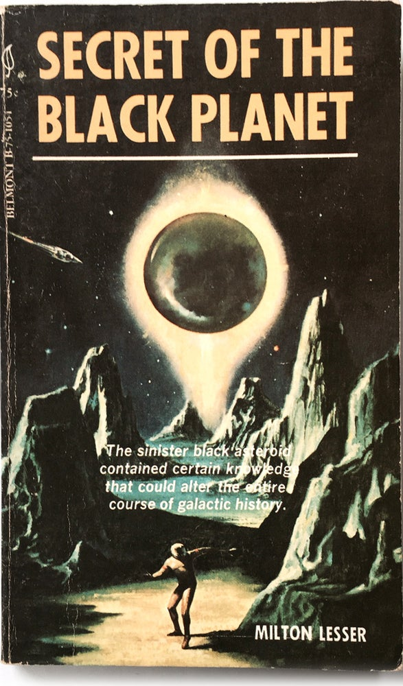 Image of Milton Lesser - Secret of the Black Planet