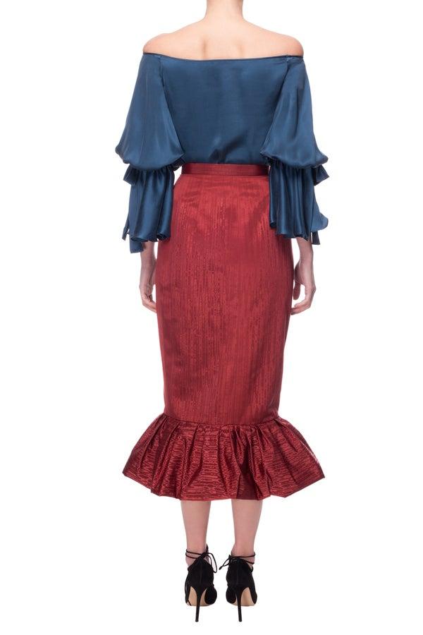 Alpina Skirt $680.00 - Melissa Bui