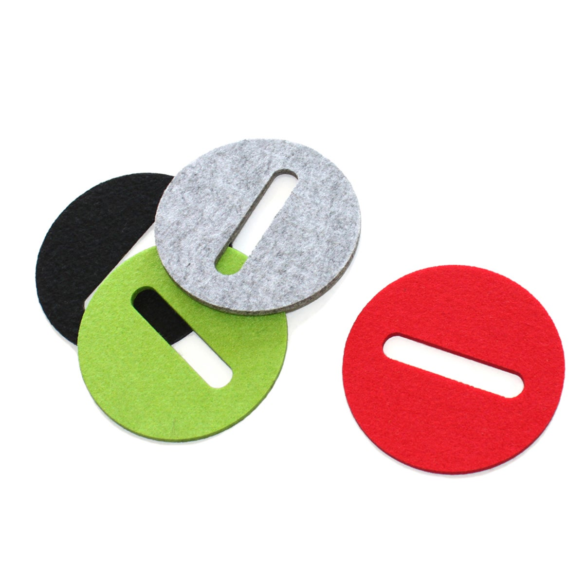 Image of Cupa-Stay Coasters Multi Color