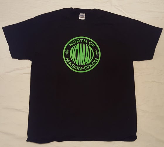 Image of NOMaD Circle Logo T-Shirt