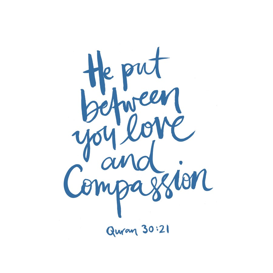 Image of INSTANT DOWNLOAD: Love and Compassion