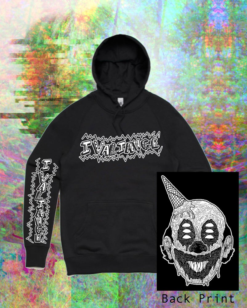 Image of Black Clown Hood