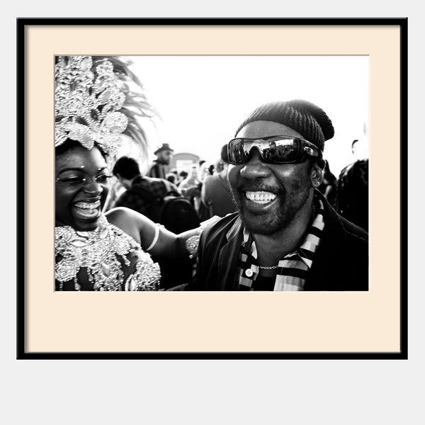 "Image of Toots and the Maytals, Notting Hill Carnival 2011, London, UK (16x12"" 406x304mm C-type print)"