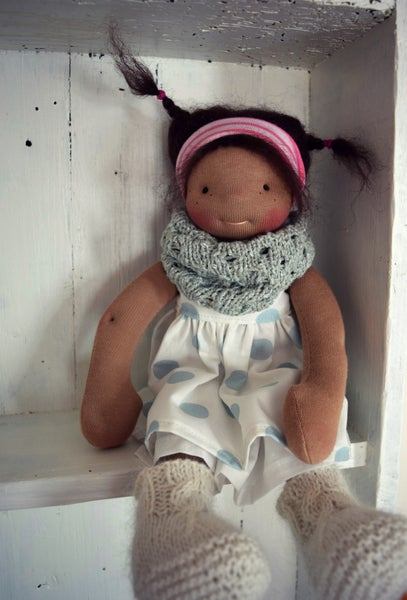 Image of Lotte ~ a Luletti Rosehip Doll