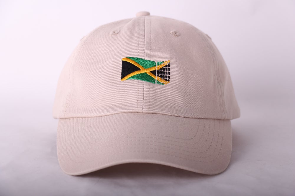 Image of 'Jamaica 98' Cap Tan