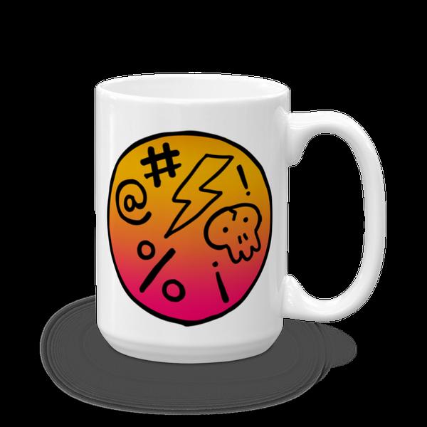 Image of Swear Bubble Mug