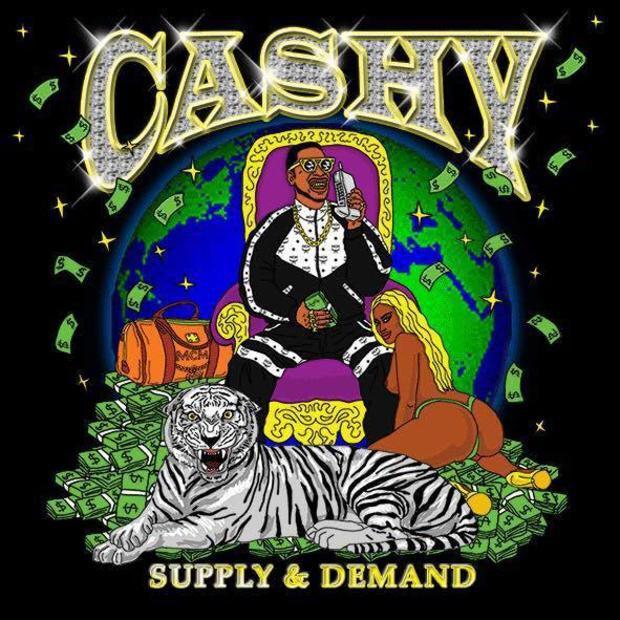 Image of CASHY - SUPPLY & DEMAND