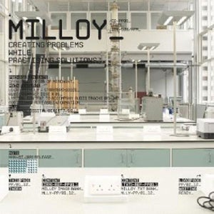 Image of MADE TO ORDER SERIES #1 : Milloy - Creating Problems While Practising Solutions Vinyl LP