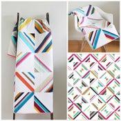 Image of Hang Ten Ombre Quilt Pattern