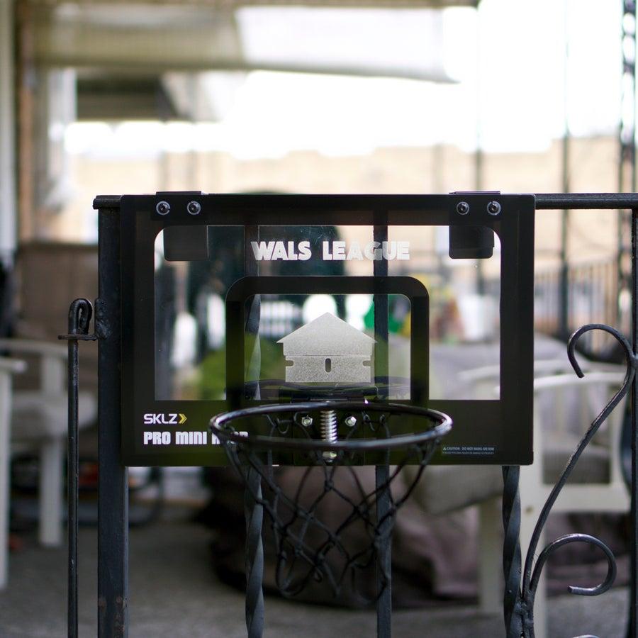 Image of WESTAHOME Mini Basketball Hoop