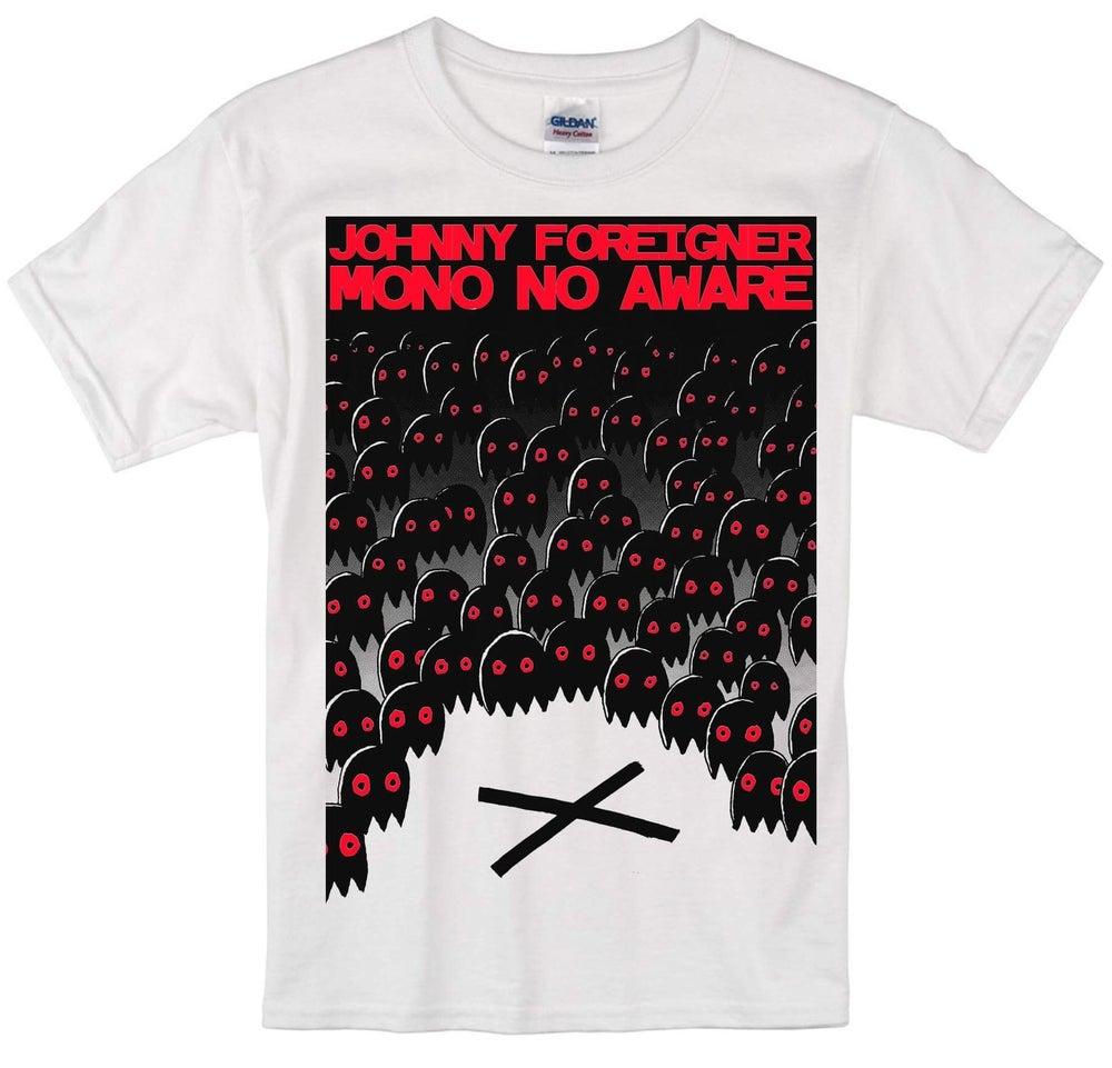 Image of White Mono No Aware tshirt TWO POINT OH